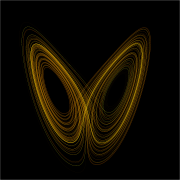 Chaos theory - Butterfly Effect