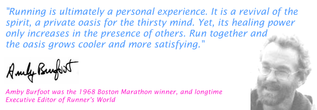 Best quotes on running