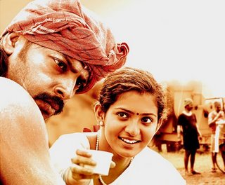 Srikanth & Parvathy in 'Poo'