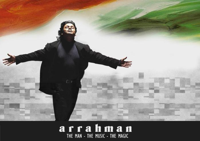 The Music Legend - A.R.Rahman