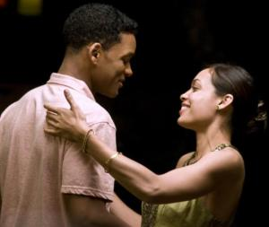 Seven Pounds - She gets the best of it..!