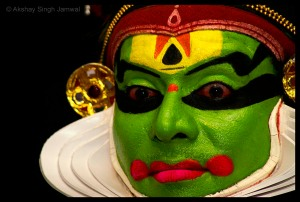 Kathakali - An art of colours