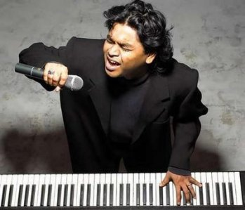 "In someway music is related to GOD..and so Rahman is..""GOD of Music"""