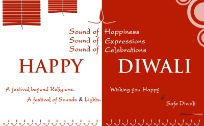 Have a safe and happy Diwali