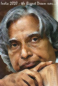 Dr.Kalam - the man of biggest Dreams