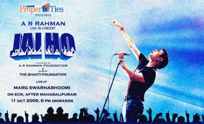 JAI HO - Live In Concert - Oct 11 2009
