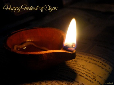 Happy festival of Diya.
